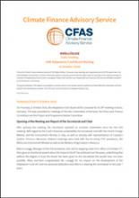 Cover CFAS Daily Briefing 28th AFB Meeting